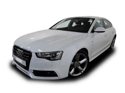 gebraucht Audi A5 1.8 TFSI Autom. S-Line Xenon Navi 19Zoll PDC