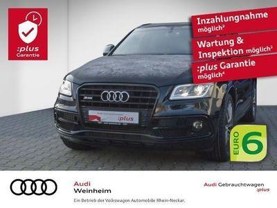 gebraucht Audi SQ5 3.0 TDI quattro Automatik Navi Xenon uvm