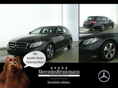gebraucht Mercedes E200 T-Modell AVANTGARDE/LED/NAVI/KAMERA SHZ/Kamera
