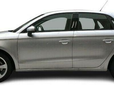 gebraucht Audi A1 Sportback A1 1.0 TFSI Sport Klimaanlage