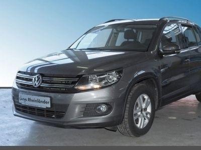 käytetty VW Tiguan Trend & Fun 1.4 TSI BlueMotion