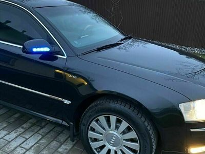 gebraucht Audi A8L W12 quattro Guard Armored Security Gepanzert
