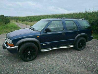 gebraucht Chevrolet Blazer 4x4 4.3L Automatik TÜV