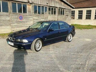 gebraucht BMW 540 i E39 Schalter sehr gepflegt