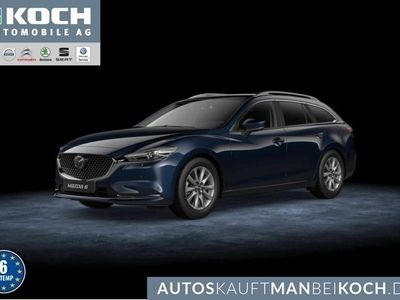 gebraucht Mazda 6 SK SKYACTIV-G 194 FWD 5T 6AG AL-EXCLUSIVE ACT-P
