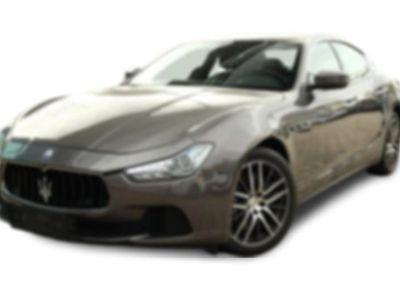 gebraucht Maserati Ghibli 3.0 V6 D275 AUT Leder Nav SchiebeD