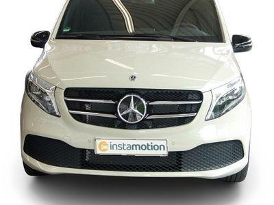 gebraucht Mercedes V220 V 220d Edition lang Spur-P.