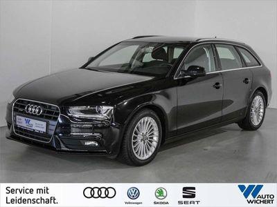 gebraucht Audi A4 Avant Ambition 2.0 TDI quattro 110 kW (150 PS) 6-Gang