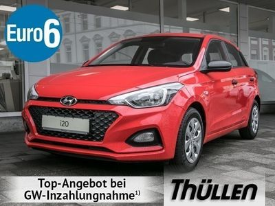 gebraucht Hyundai i20 Pure 1.2 Benzin
