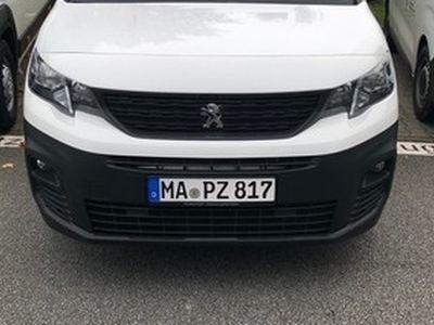 gebraucht Peugeot Partner Kasten L2 Premium Hdi130 *Audio *EPH