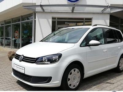 gebraucht VW Touran 2.0 TDI Comfortline *PDC,GRA,Klima*
