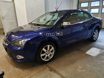 gebraucht Ford Focus Cabriolet Coupe- 2.0 TDCi DPF Titanium
