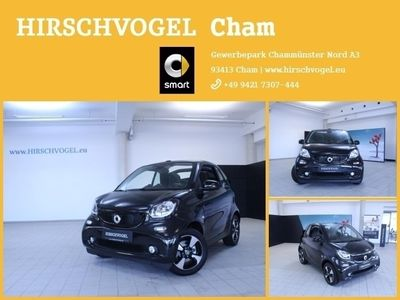 gebraucht Smart ForTwo Cabrio 66 kW perfect+Cool&Audio+PDC hi.