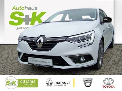 gebraucht Renault Mégane LIMITED Energy TCe 115 ++CITY-PAKET++SHZ+