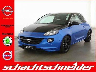 gebraucht Opel Adam 1.4 Black Jack+IntelliL+Klimaaut+Sitzheiz+