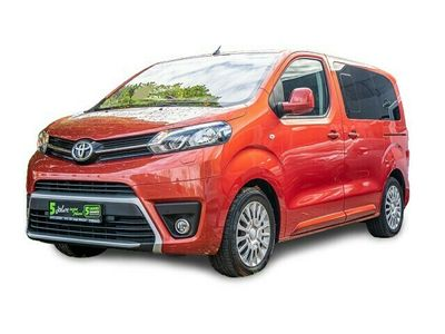 gebraucht Toyota Verso ProAce1.6D Compact Family 1.Hd AHK PDC