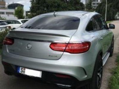 gebraucht Mercedes 450 GLE CoupeAMG 4Matic 9G-T. Vollausstattung