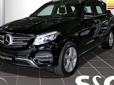 gebraucht Mercedes GLE350 d 4MATIC R.Kam/Distronic/COMAND/LED/DVD
