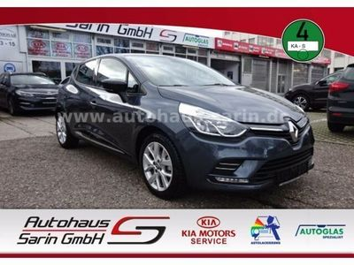 gebraucht Renault Clio IV Clio TCe 75 LIMITED