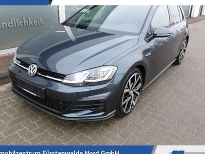 used VW Golf GTD 2,0 l 135 kW DSG