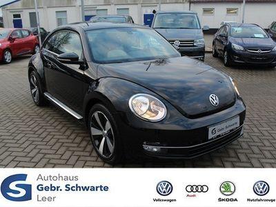 gebraucht VW Beetle 1.2 TSI Cup KLIMA MFL PANO PDC SHZG TEMP