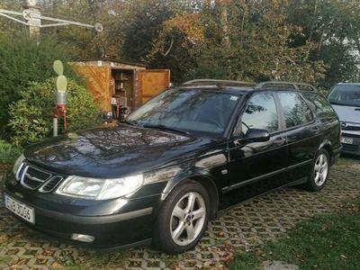 gebraucht Saab 9-5 Kombi 2.3t Linear als Kombi in Essen