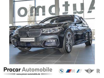 gebraucht BMW 740L 7er d xDrive