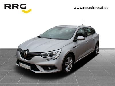 gebraucht Renault Mégane IV Grandtour TCe 100 Experience Navi