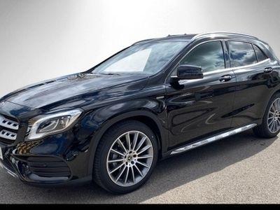 gebraucht Mercedes GLA200 Edition LED AHK Keyl-GO Kamera Navi PTS