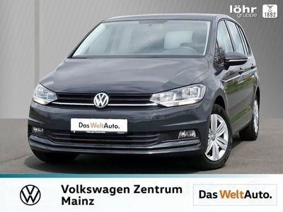 gebraucht VW Touran 1.6 TDI SCR BMT Trend /7-Sitze/PDC