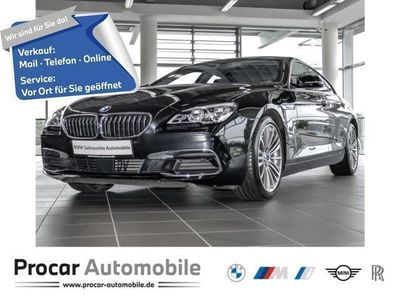 gebraucht BMW 640 d xDrive Gran Coupe Adaptive Drive