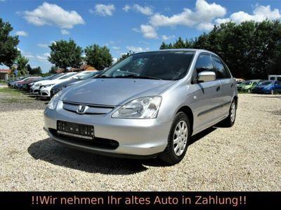 gebraucht Honda Civic Lim.5 1.4 i LS, Klima, Euro 4, AHK, SR+WR