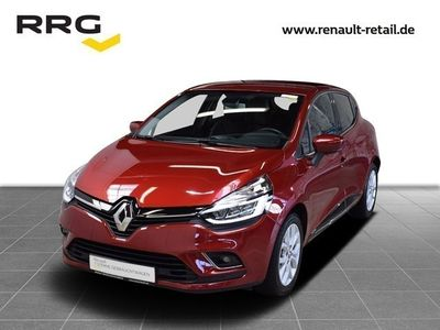 used Renault Clio IV 4 1.2 TCE 120 ECO² INTENS AUTOMATIK