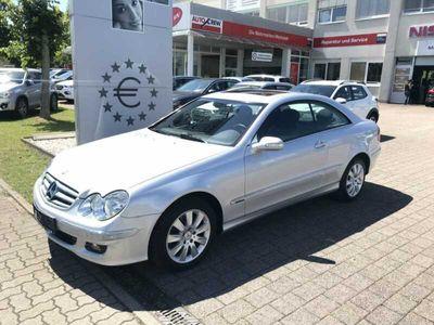 gebraucht Mercedes CLK200 K Autom. Elegance*Schiebedach/PDC/SHZ*