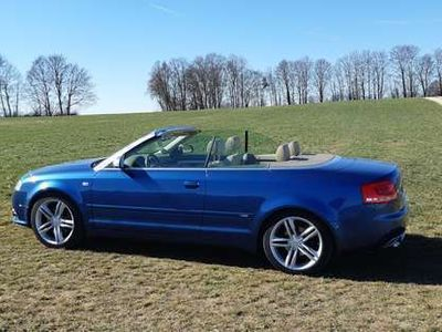 gebraucht Audi A4 Cabriolet 3.0 TDI DPF quattro tiptronic