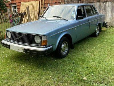 gebraucht Volvo 244 bj.1978 43.000km H-Zulassung und...