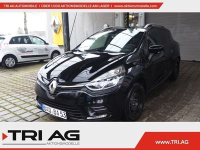 gebraucht Renault Clio GrandTour Limited Deluxe Navi LED RDC Klimaautom
