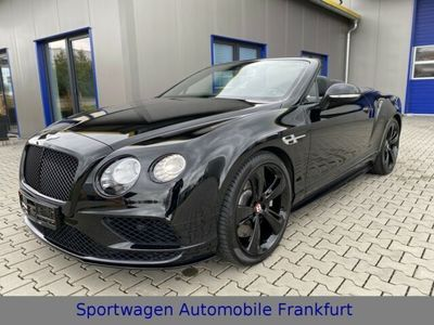 gebraucht Bentley Continental GTC V8 S *Diamond Edition * 1 OF 25