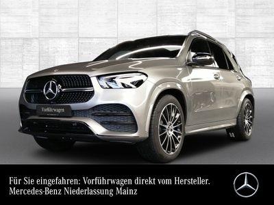 gebraucht Mercedes 300 GLE AMG-Line NightP SpiegelP MBUX Multibeam HU