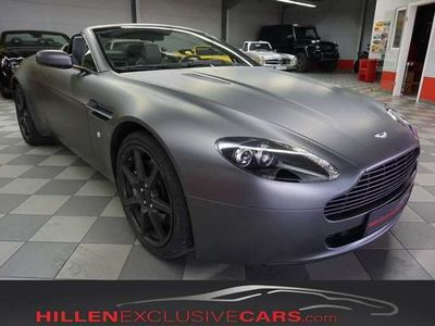 gebraucht Aston Martin V8 Roadster 4.3 Scheckheft*Xenon*e.Sitze