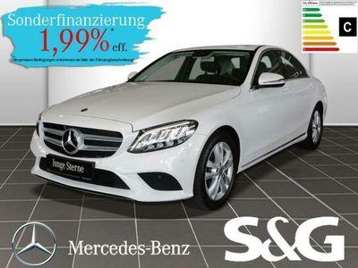 gebraucht Mercedes C180 Avantgarde Media-Display/Schiebedach/LED