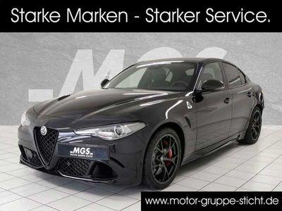 gebraucht Alfa Romeo Giulia 2.9 Bi-T AT8 #ASSISTENZ #HARMAN