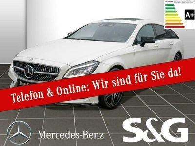 gebraucht Mercedes CLS350 Shooting Brake Shooting Brake d