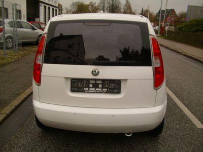 gebraucht Skoda Roomster 1.2 12V Euro5-2011-Scheckheft +Günstig