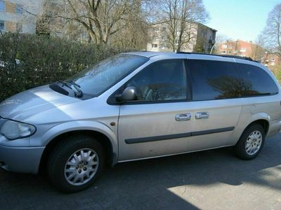 gebraucht Chrysler Grand Voyager 2.8 CRD Automatik Comfort
