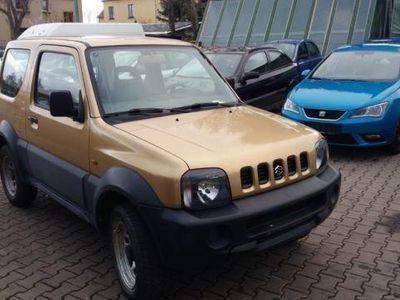 używany Suzuki Jimny ****TÜV NEU***
