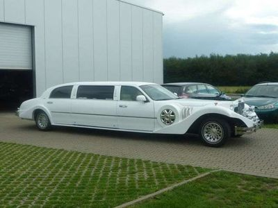 gebraucht Lincoln Town Car Excalibur Stretch-Limousine