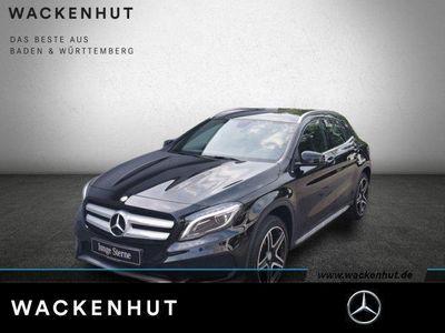 gebraucht Mercedes GLA200 AMG BI-XENON+PARK-ASS+KLIMA+ATTENT-ASS AMG Line