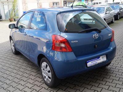 gebraucht Toyota Yaris Sol Automatik Klimaanlage