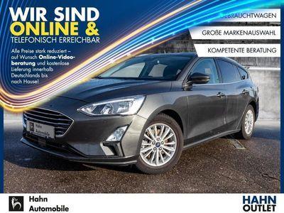 gebraucht Ford Focus Turnier Titanium 1.5EcoB Navi Sitzh PDC